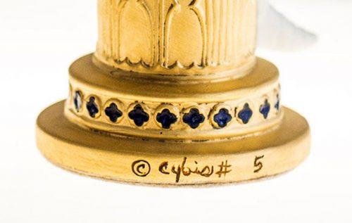 Cybis Porcelain Chessmen #5
