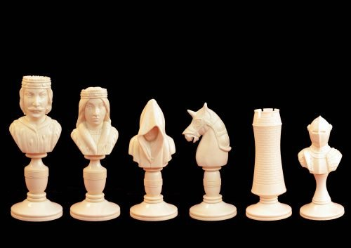 Knight Chessmen