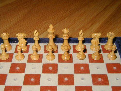 The Mikado Travel Chess Set