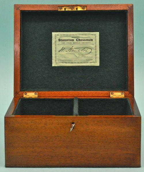 """Jaques 4.0"""" Broadbent Box"""