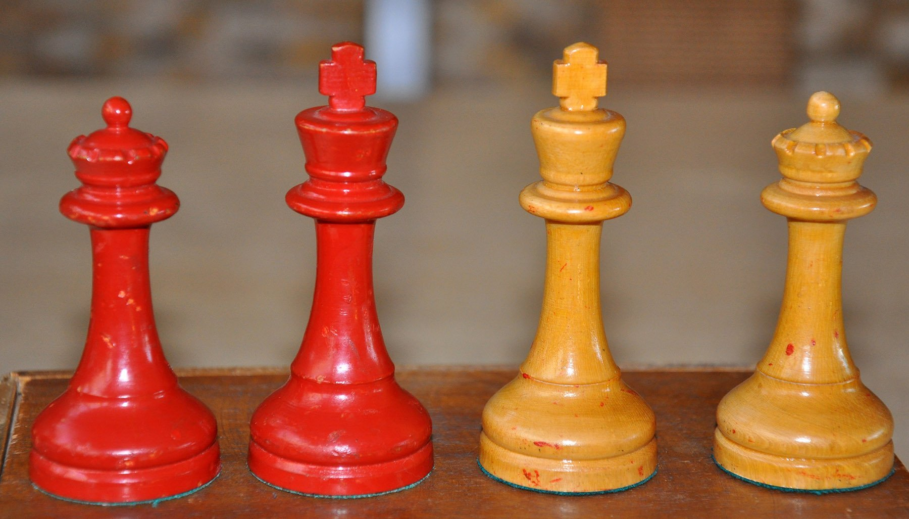 William pinney antique chess set - Collectible chess sets ...