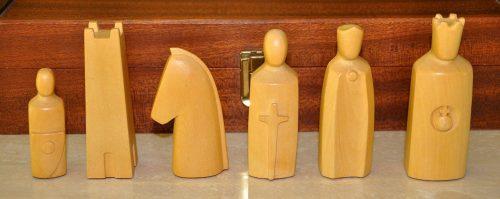 Anri Elsinore Boxed Chess Set