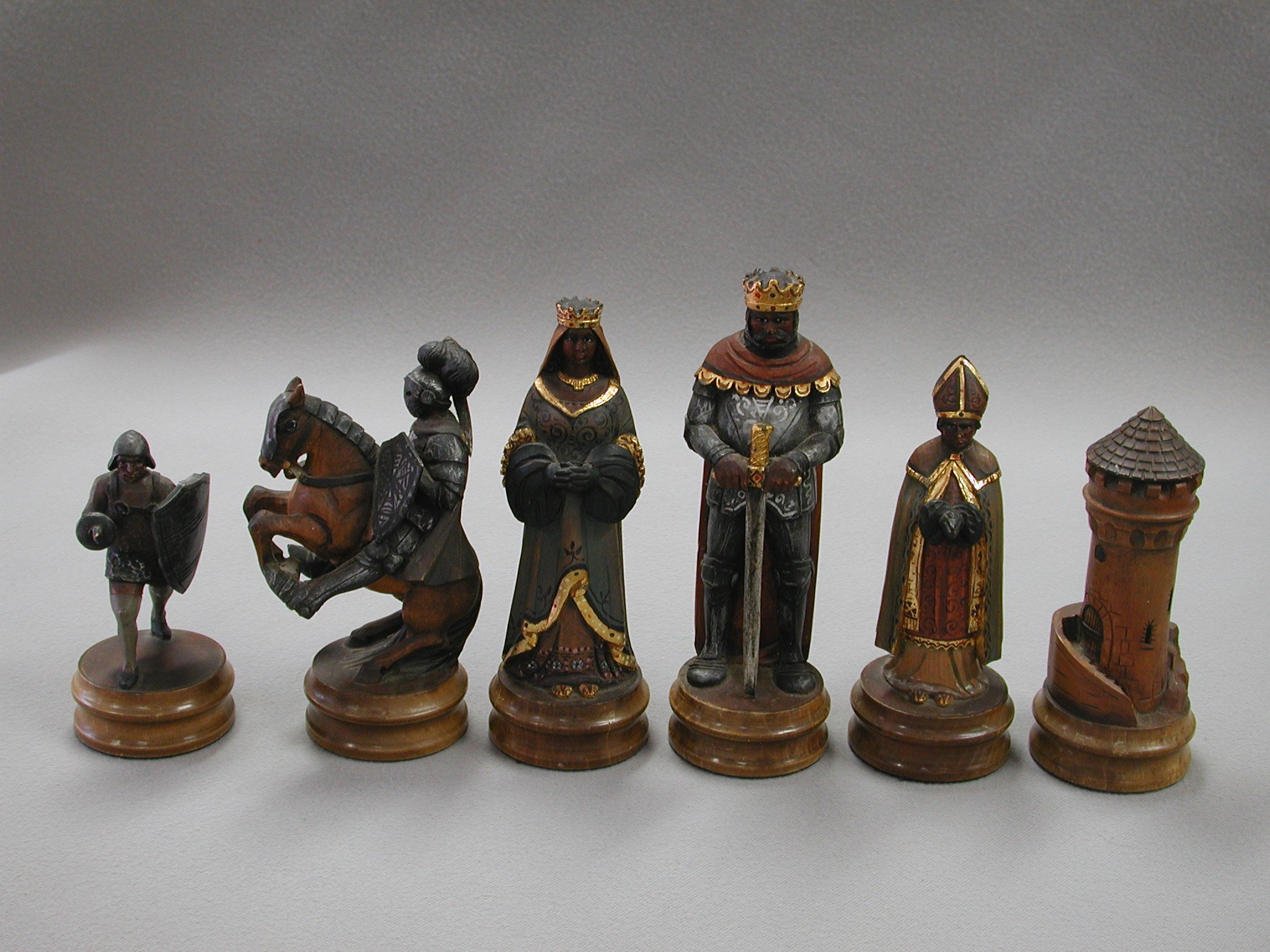 anri monsalvat chess set 7quot king chessantiquescom