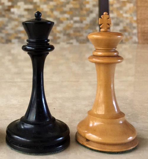 B & Company Chessmen