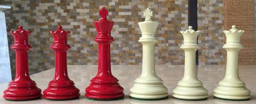 British Chess Company Royal Ivory Chess Set
