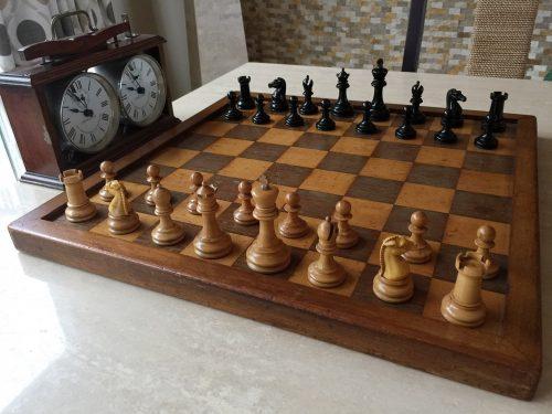 British Chess Company Improved Staunton Chess pieces