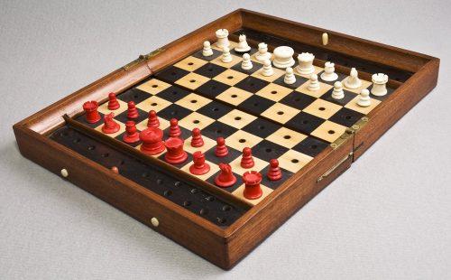 Status Quo Travel Chess