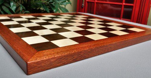 Reproduction Antique Jaques Chessboard