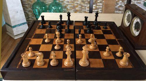 B & Company Tournament Chess Set