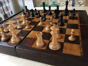B & Company Tournament Chessmen