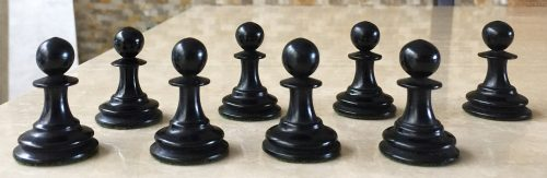 B & Company Tournament Chessmen