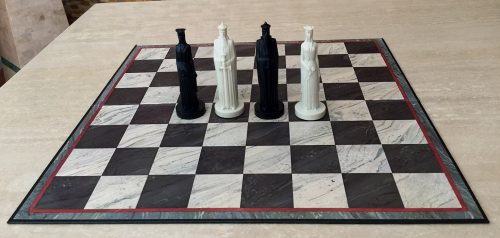 Conqueror Chess Set by Pacific Games Company