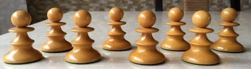 Austrian Coffeehouse Reproduction Chessmen