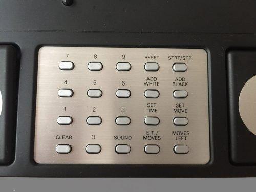 Novag Quartz Chess Clock