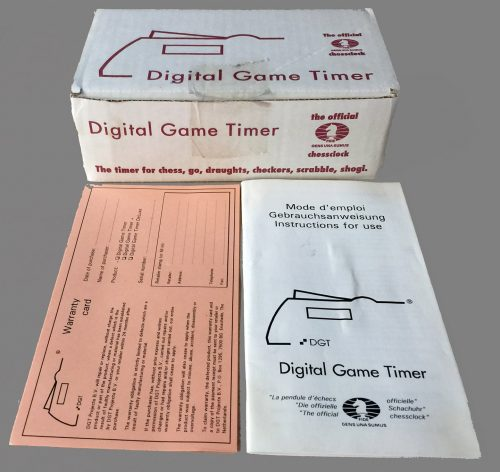 DGT Digital Game Timer