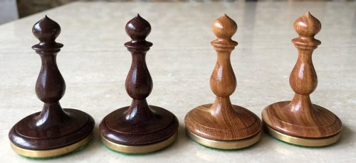 Killarney Reproduction Chessmen