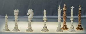 Selenus Twist Chessmen