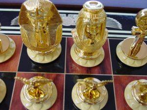 Treasures of Tutankhamen Chess Set