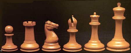 Jaques Harrwitz Staunton Chessmen Second Quality