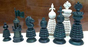 Lund Hastilow Chessmen