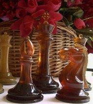 Amber Staunton Chessmen