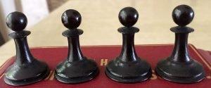 Jaques Ivory Anderssen Chessmen, Circa 1858