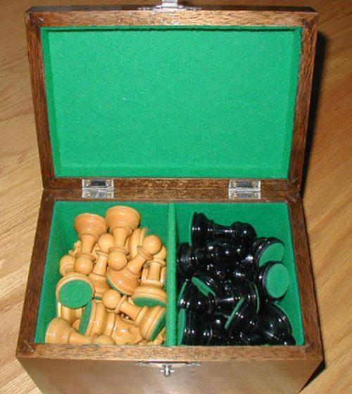 Golden Castle Ltd. Craftsman Chessmen