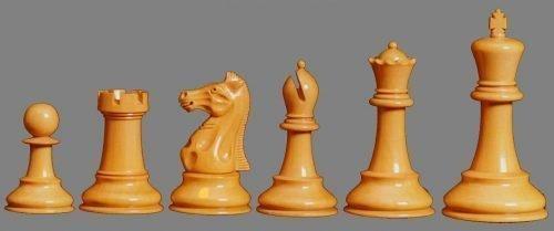 Craftsman Staunton Chessmen