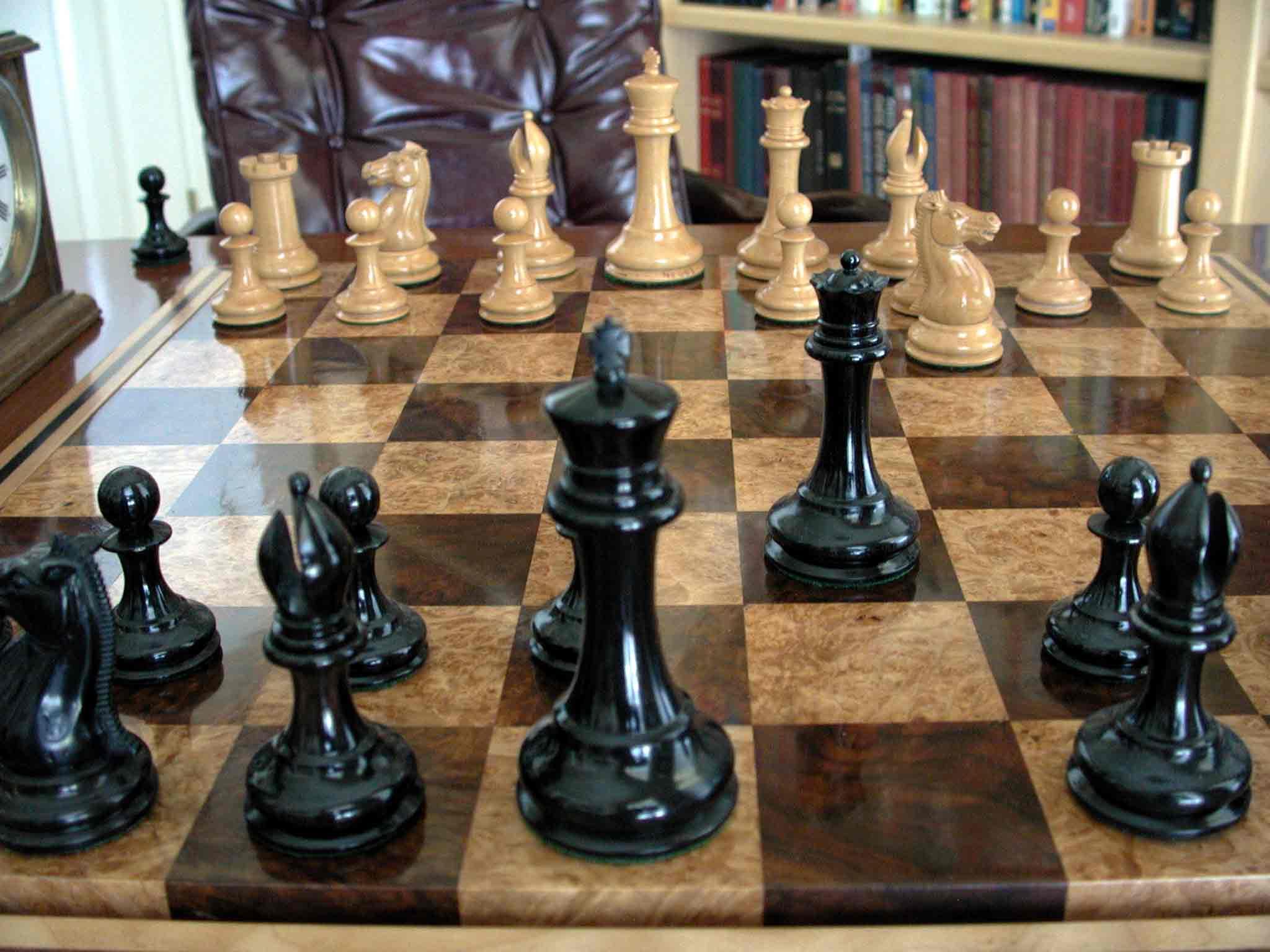 House of Staunton Chessmen