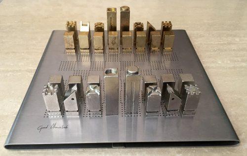 Gal Almaliah Chess Set