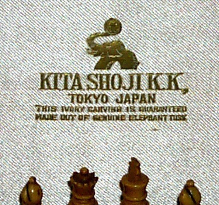 Kita Shoji K. K. Travel Set