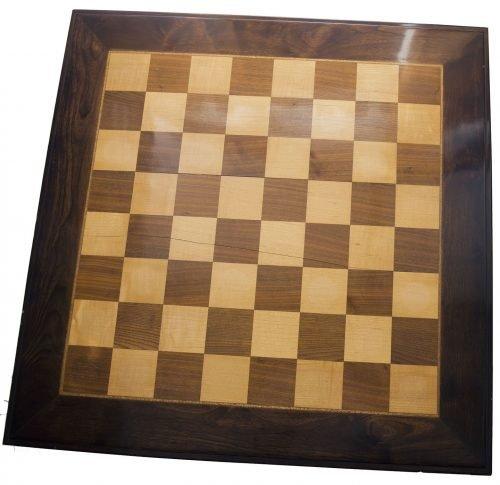 Walnut Maple Chessboard