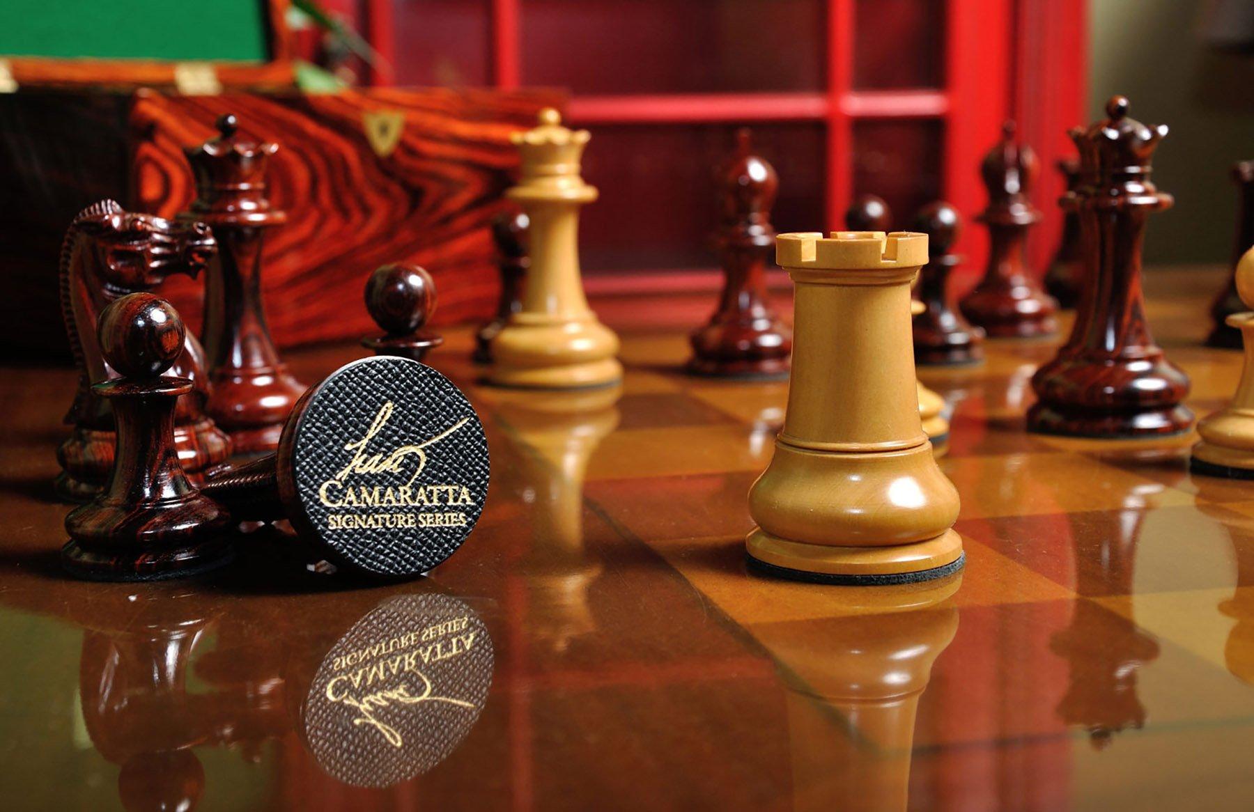 Chess original 1849 set staunton Staunton chess