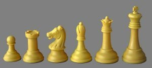 Drueke Players Choice Chessmen