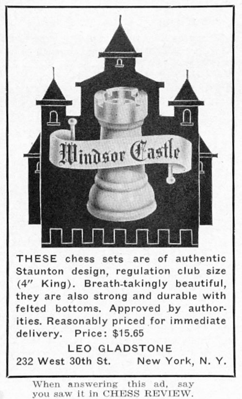 Windsor Castle Ad