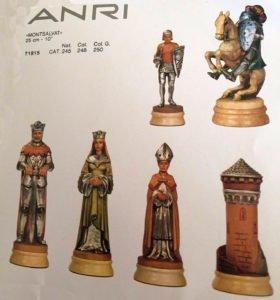 Anri Monsalvat Chess Set, 11 inch King