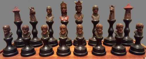 Anri Mediolanum Chess Set
