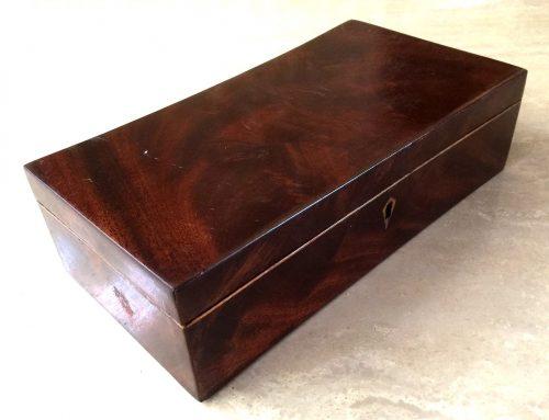 Antique Ivory Backgammon Pieces