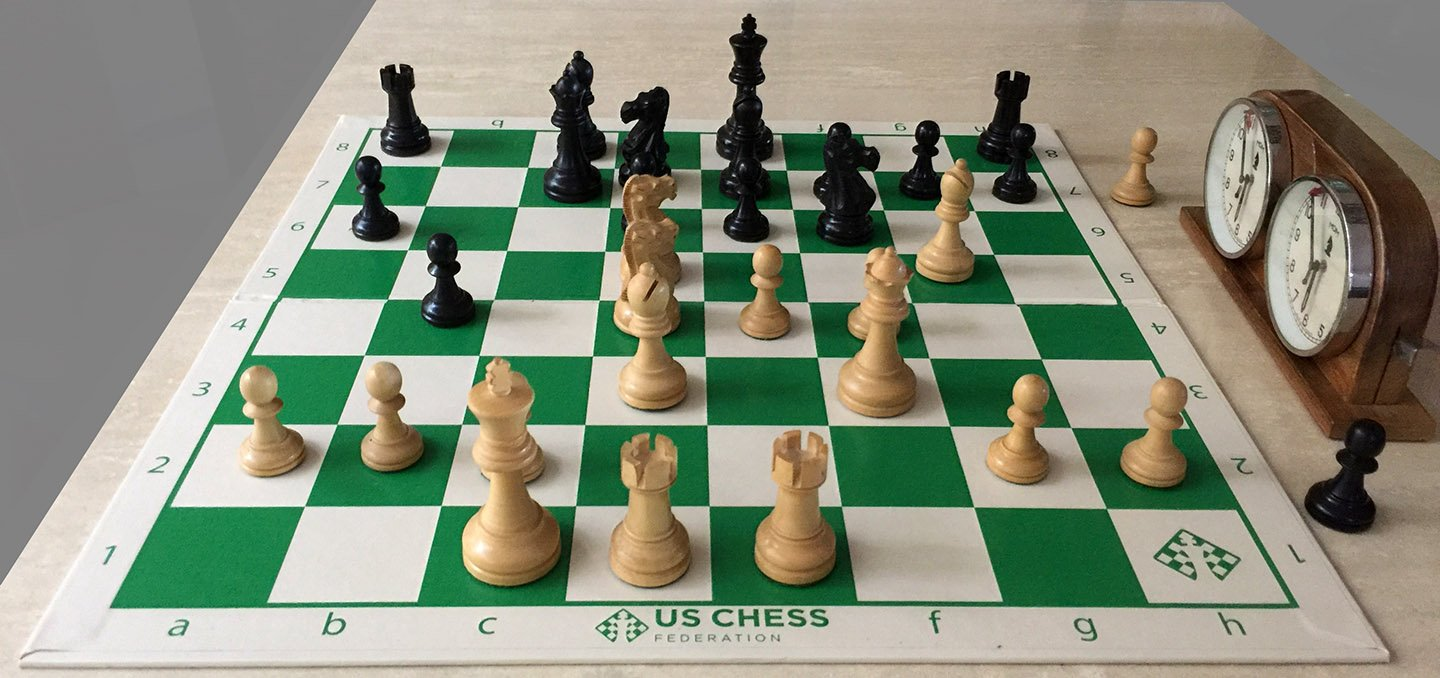 AIW 350 Chess Pieces