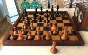 Reproduction British Chess Company Chessmen