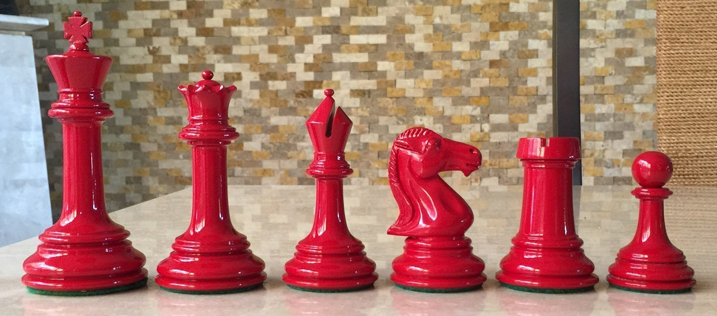 British Chess Company Royal Ivory Chess Set
