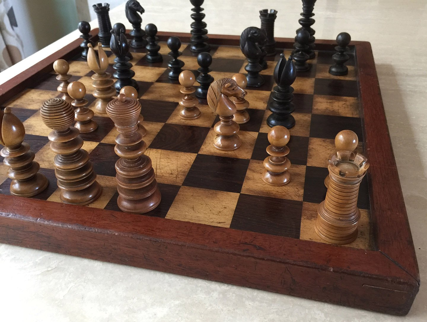 Calvert Old English Pattern Chessmen