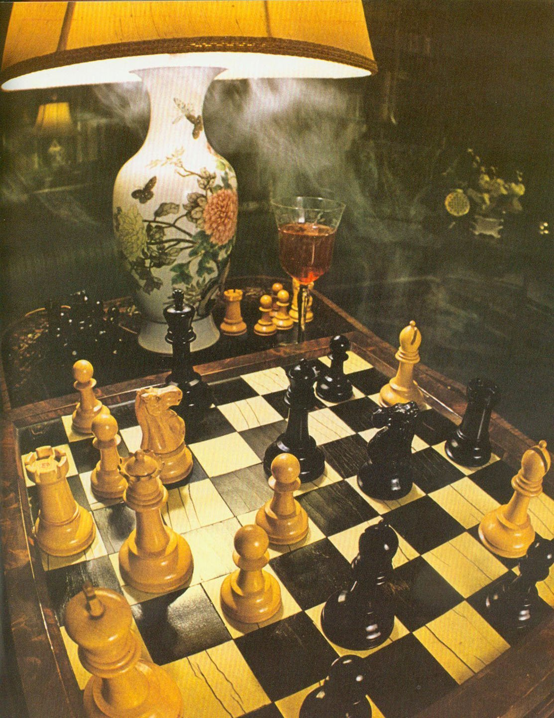 Jaques Lessing Chessmen