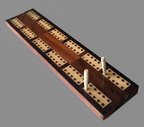 Halma, Cribbage and Dominoes