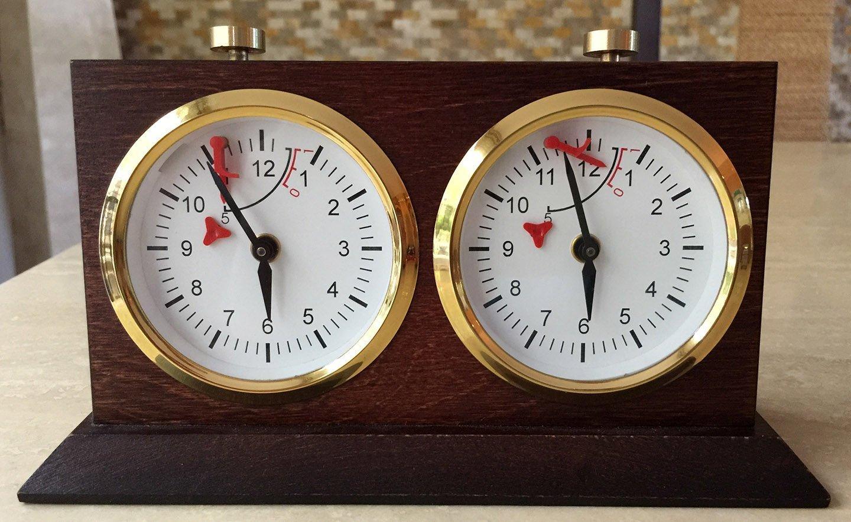 BHB Wooden Chess Clock