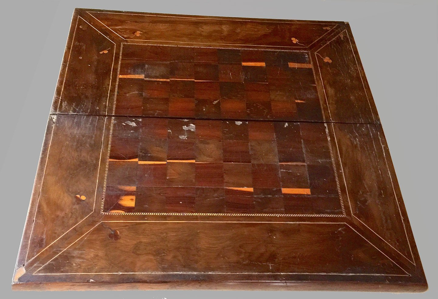 Killarney Chess Backgammon Board/Box