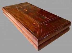 Killarney Chess Backgammon Board/Box