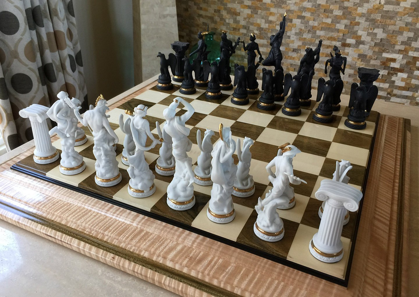 the Gods Chessmen