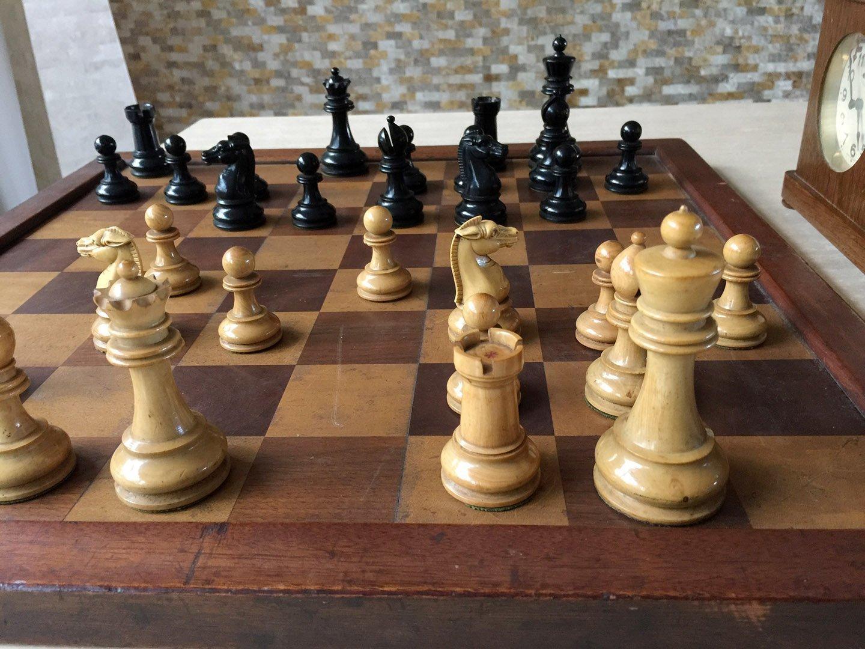 British Chess Company Staunton Club Chessmen