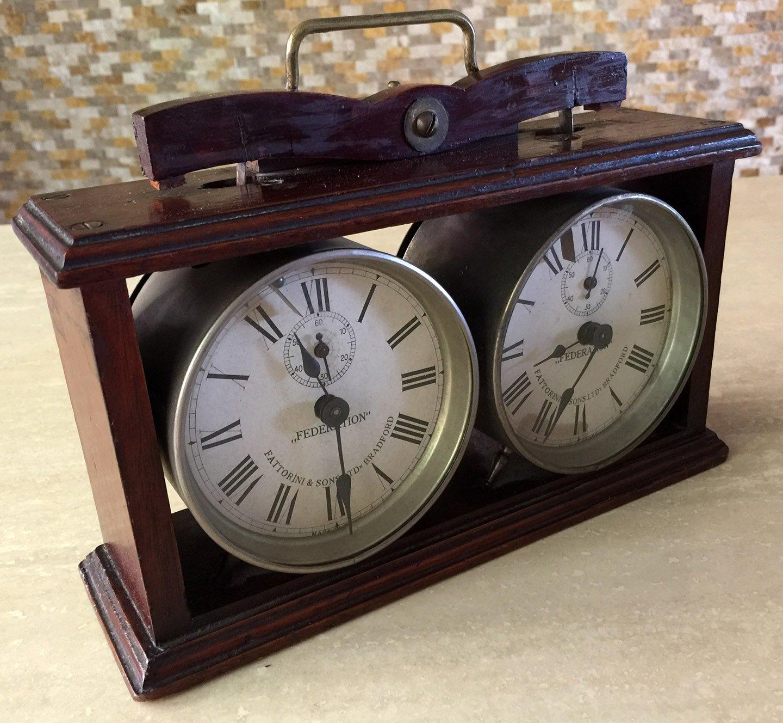 Fattorini Chess Clock